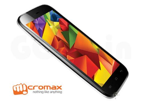 Micromax A116 Canvas HD Mobile
