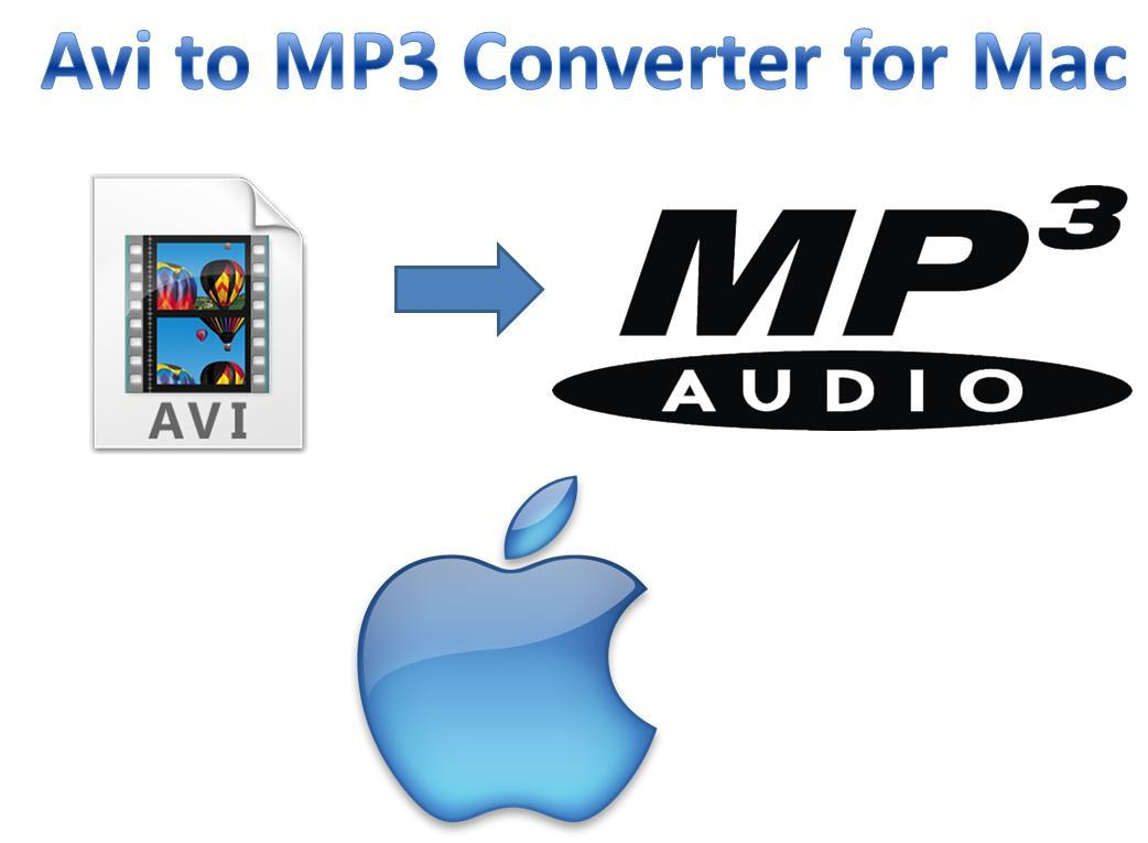 Best Way to Convert AVI Video files to Audio format on your Mac