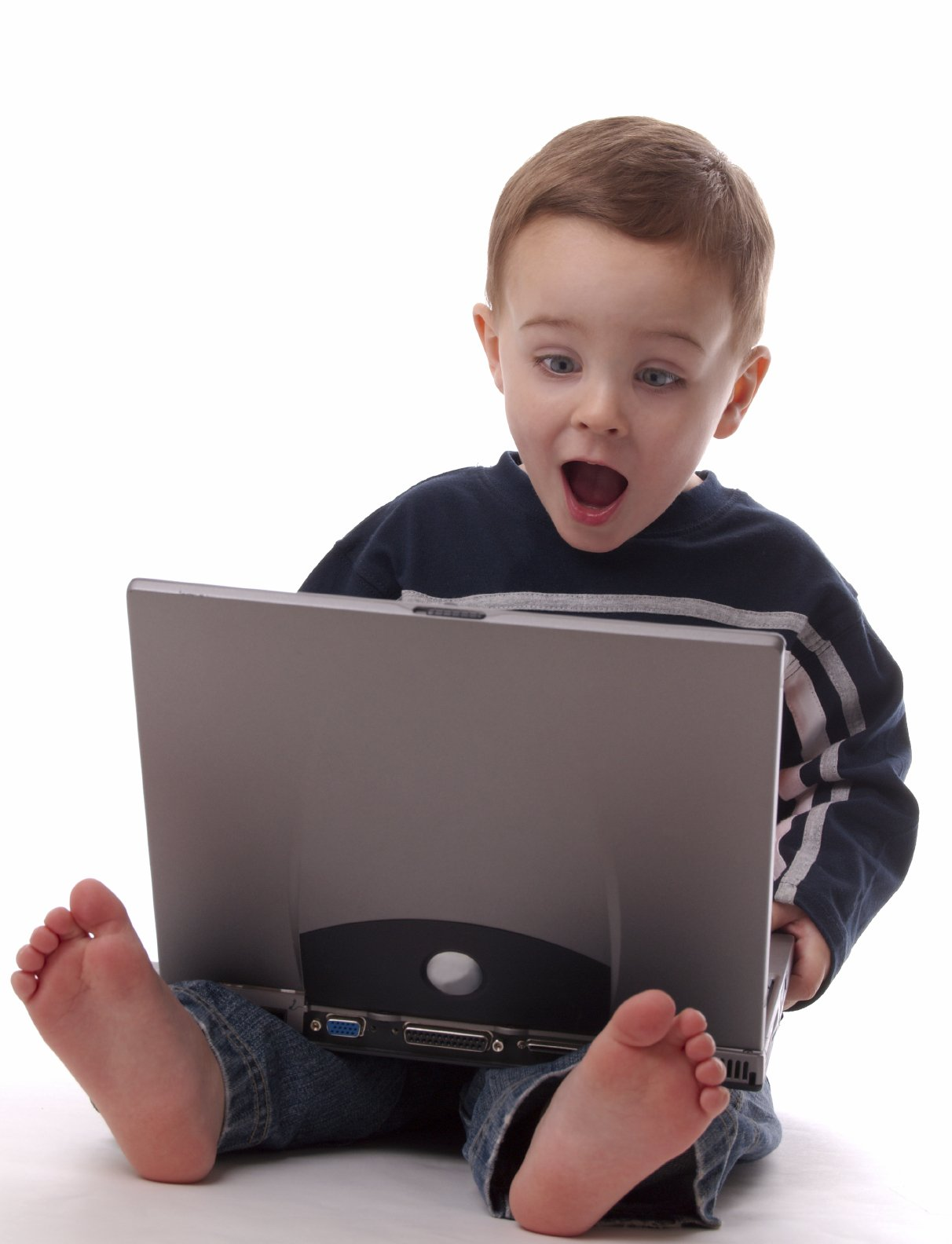 When should a child be allowed their own laptop?