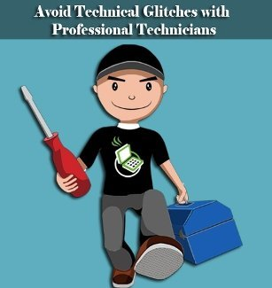 Avoid Technical Glitches with Professional Technicians