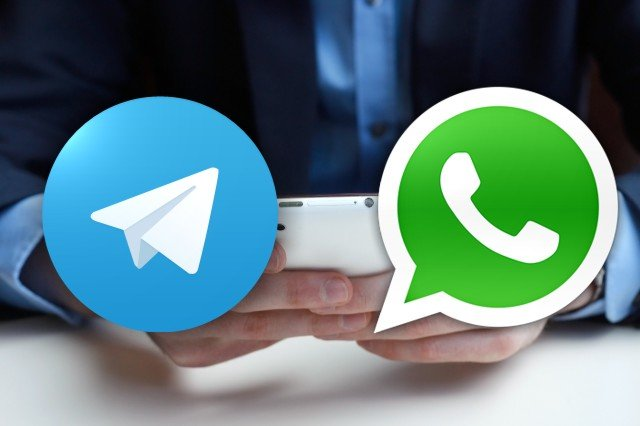 Whatsapp Versus Telegram-Which one is best ?