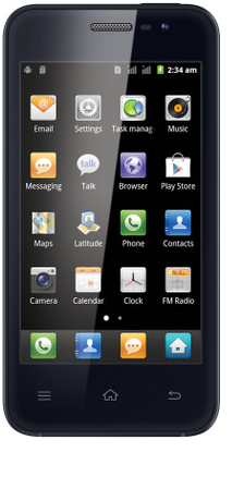 The Launch of Trendy iBall Andi 4v Smartphone
