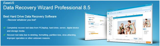 EaseUsData Recovery Software: The Need of the Hour