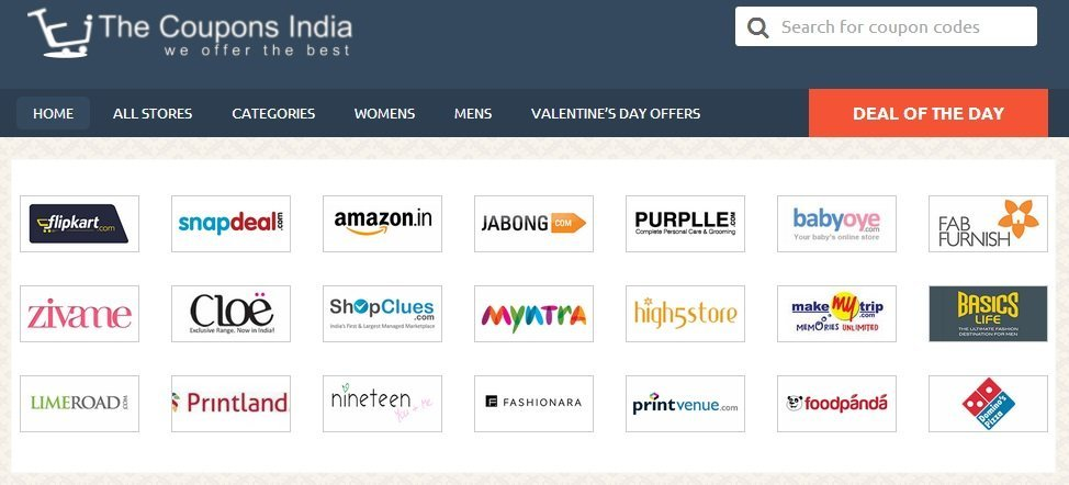 TheCouponsIndia.com