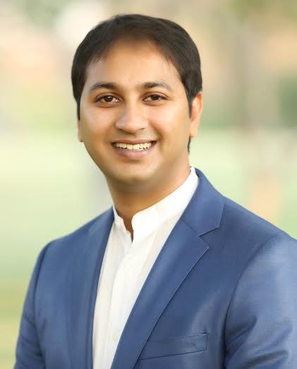 Founder, Faida.com, Mr. Vipul Paliwal.