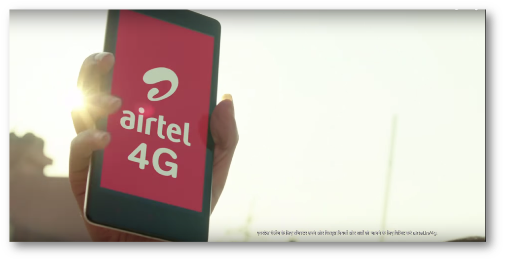 Airtel 4G Providing Fastest Connectivity in India