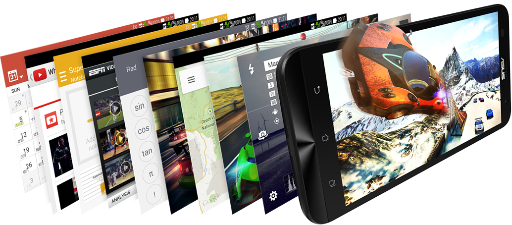 Asus Zenfone 2 Laser ZE550KL Review Best Smartphone at Rs 9,999Performance and Multimedia
