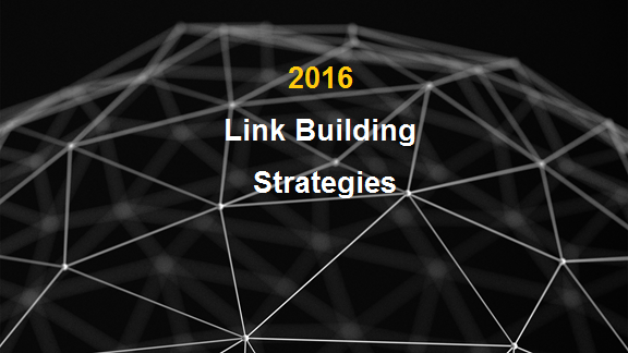 How to Build Links for SEO in 2016