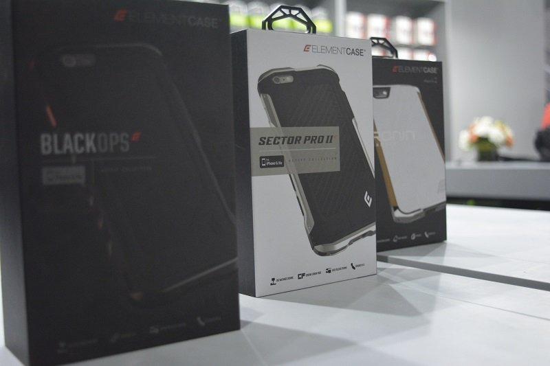 Element Case, first Time in India at maple store