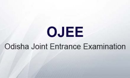 Odisha Joint Entrance Examination (OJEE) Details