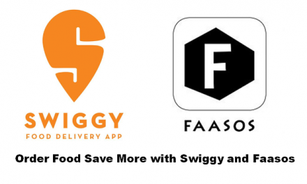 Order Food Save More with Swiggy and Faasos