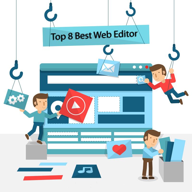 Top 8 Best Alternatives To Adobe's Dreamweaver for Web design and development