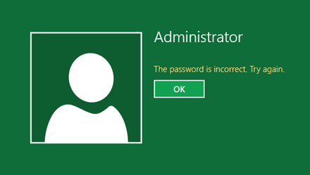 Process Of Removing Password From Windows 8