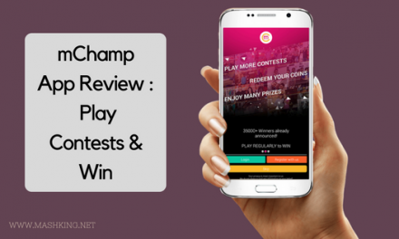 mChamp App Review : : Play Contests & Win