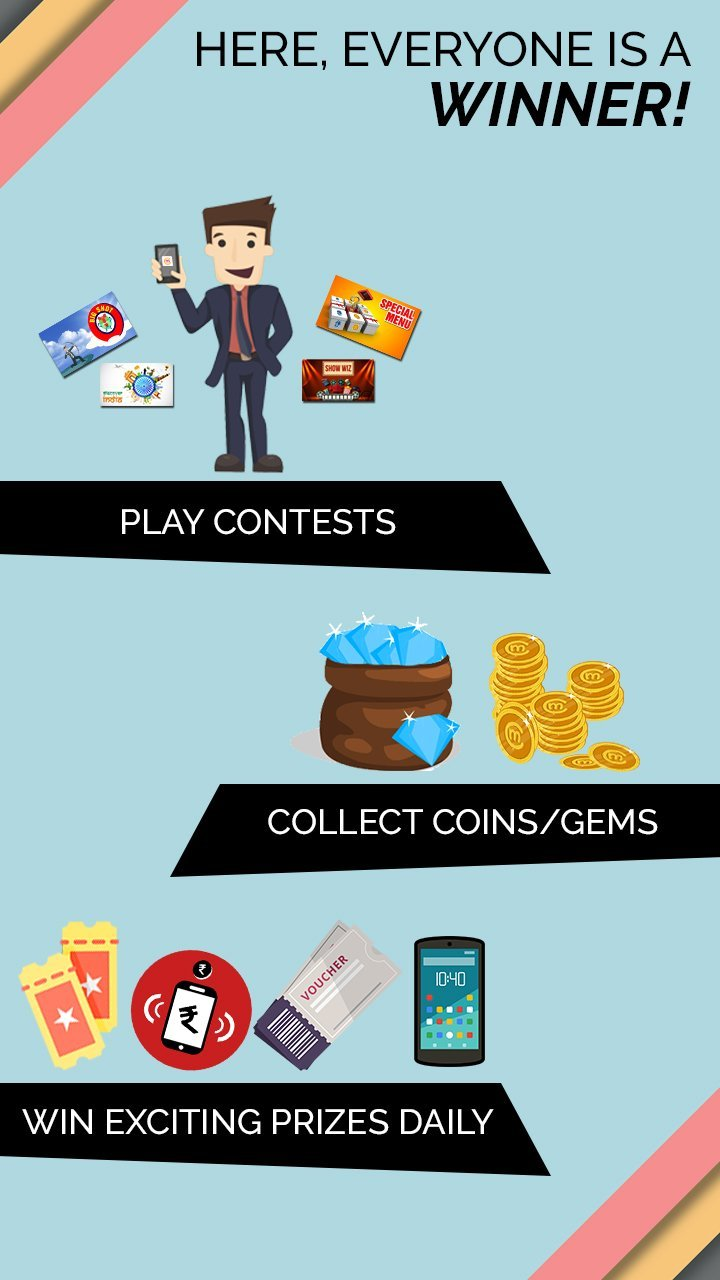 mChamp App Review Play Contests Win-Variety of Contests