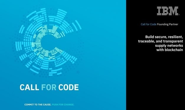 IBM Call For Code Campaign Announced : Solutions for Disaster Preparedness
