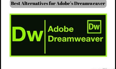 Best Alternatives for Adobe's Dreamweaver -( Updated 2019)