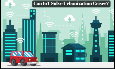 Can IoT Solve Urbanization Crises ?
