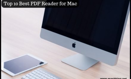Top 10 Best PDF reader for Mac of 2018 : Must Check
