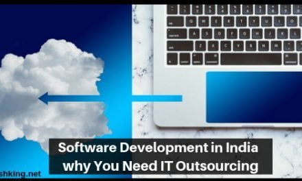 Software Development in India – Why You Need IT Outsourcing