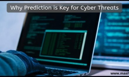 Why Prediction is Key for Cyber Threats