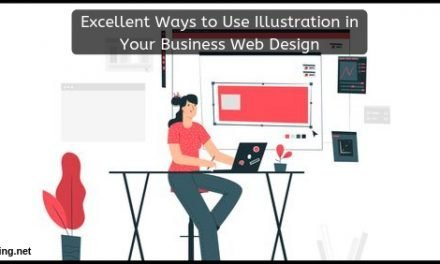 Excellent Ways to Use Illustration in Your Business Web Design
