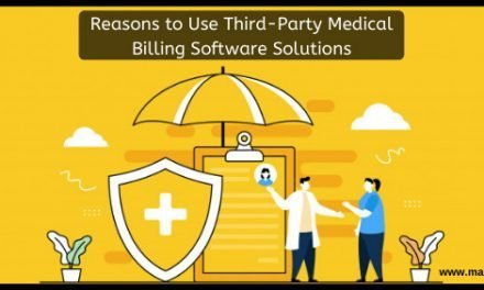 Reasons to Use Third-Party Medical Billing Software Solutions