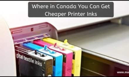 Where in Canada You Can Get Cheaper Printer Inks
