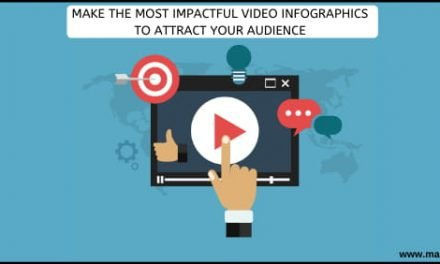 Make The Most Impactful Video Infographics To Attract Your Audience